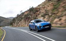 Cars wallpapers Porsche Macan Turbo (Sapphire Blue Metallic) - 2019