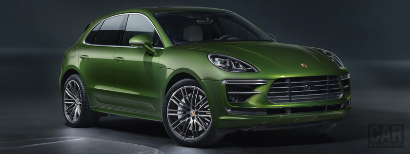 Cars wallpapers Porsche Macan Turbo - 2019 - Car wallpapers