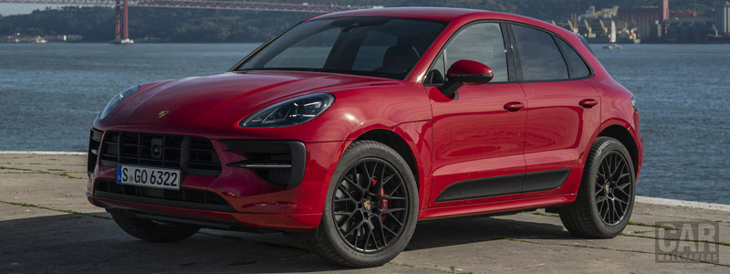 Cars wallpapers Porsche Macan GTS (Carmine Red) - 2020 - Car wallpapers