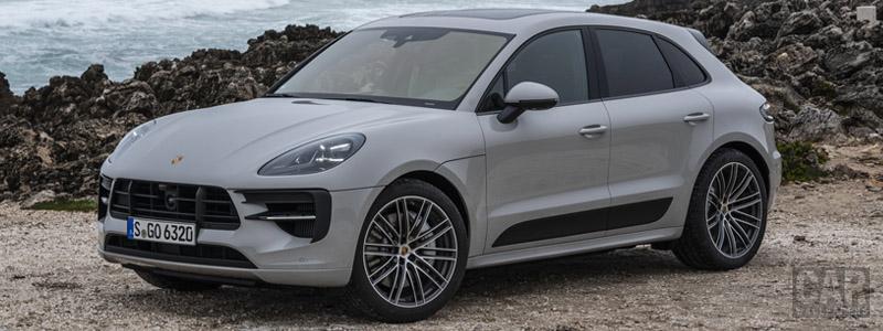 Cars wallpapers Porsche Macan GTS (Crayon) - 2020 - Car wallpapers