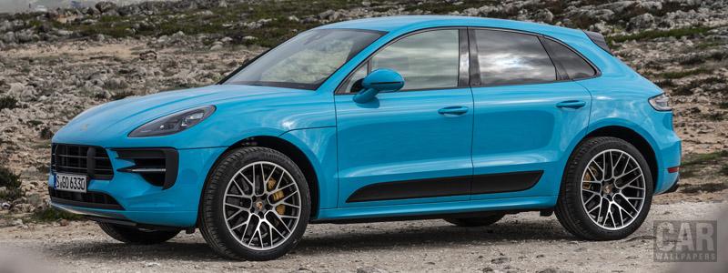 Cars wallpapers Porsche Macan GTS (Miami Blue) - 2020 - Car wallpapers