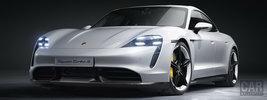 Porsche Taycan Turbo S - 2019